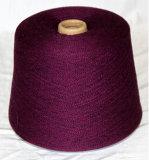 Alfombra textil tejido Crochet tejer lana de Yak/Tibet-Sheep Natural hilados de lana blanca