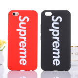 Soft PC coquille protectrice Cartoon Housse en silicone pour Samsung/iPhone