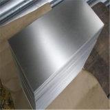 Plaque en acier galvanisé/gi Plaque pour la construction ou de la plaque en acier