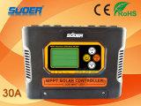 Regulador solar de la carga de Suoer 12V 24V 48V 30A MPPT (SON-MPPT-30A)
