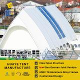 Tenda della tenda foranea della festa nuziale delle 500 genti