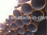 La norma ASTM A106 A179 A210 C/A1 de tubería sin costura Acero al carbono