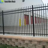 Cerca de acero superior de la lanza/cerca de la valla de seguridad/de la guarnición