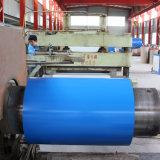 Cores diferentes do teto de ferro revestido de zinco da bobina de aço galvanizado PPGI