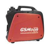 700W小型小さい無声インバーター携帯用ホーム使用ガソリン発電機