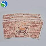 Ventilador de la taza de papel y materia prima de papel de la parte inferior para la taza de papel