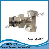 Клапан радиаторов панели 2-Трубы прямой (V21-010)