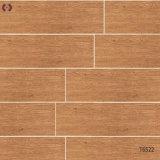 浴室はタイルを張る木の穀物の陶磁器の床タイルの建築材料(T6509)を