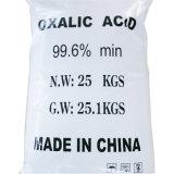 De rubber Industrie 25kgs doet Oxalic Zuur C2H2O4.2H2O 99.6% Min CAS Nr 6153-56-6 in zakken