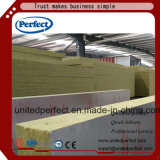 Hot Salts Factory Made Insulation Board Rockwool with 80% Basalt