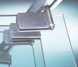 180 Grau Material latão chuveiro da dobradiça da porta de vidro (SHC. 180. BR)