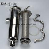 Tipo filtro saldato sanitario di angolo dell'acciaio inossidabile