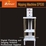 Boway Libro Aplanar Smashing Nipping eléctrica Máquina Prensa EP530