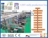 Línea del tratamiento de la leche de UHT