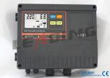 Het slimme Simplex Speciale Ontwerp van het Controlemechanisme van de Pomp voor het Installeren van Condensator Twee