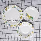 L'Ouest populaire nouveau style défini pour la vaisselle en porcelaine Restaurant