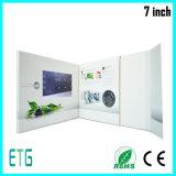 Pantalla LCD Tarjetas / Tarjetas de video/tarjeta de felicitación de Vídeo LCD