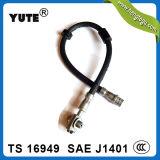 Yute 1/8 pulgadas SAE J1401 conjunto de la manguera de frenos DOT