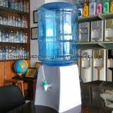 Mini refrigerador de agua no eléctrico del plástico para el agua embotellada de 5 galones