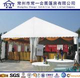 Le double PVC a enduit la tente d'usager d'écran révisée par air