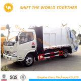 De Vuilnisauto van China met de Kubieke Doos van Meter 20