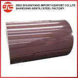 La qualità di perfezione di prezzi di fabbrica ha preverniciato lo strato d'acciaio galvanizzato della bobina (PPGI/PPGL)/tetto
