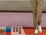 Garn: 32sx32s Density: 130X70 Cotton Twill Garment Fabric