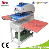 machine hydraulique de presse de la chaleur de stations de pétrole de la pression 2tons 40X60cm double
