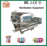 Indústria de Alimentos embalados vertical de equipamento de esterilização de gelatina