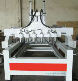 Double-Head Multi-Spindle servomotor Wood CNC Router