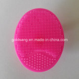 Brosse de lavage de visage en silicone sans danger et sans danger pour un nettoyage en profondeur