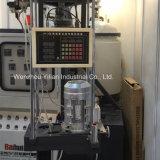 Tipo Banana PU de doble densidad vertiendo la máquina para fabricación de calzado