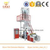 Blazende Machine van de Film HDPE/LDPE van de Strook van de kleur de Plastic