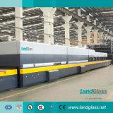Landglassの連続的なガラス強くなる機械