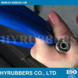 La manguera de caucho 100r7/R8, la manguera hidráulica 100r7/R8, una manguera flexible 100r7/R8