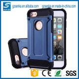 Cellule hybride de cas de défenseur de téléphone d'accessoires de téléphone pour Samsung Galaxyj7