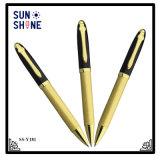 Stylo en métal de haute classe stylo à bille de Luxe de marque et le rouleau Pen