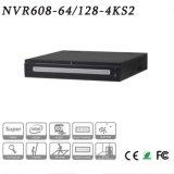 매우 Dahua 128 채널 4K H. 265 통신망 비디오 녹화기 {NVR608-128-4ks2}