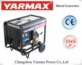 Draagbare 188f Lucht Gekoelde Diesel Generator