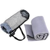 Absorbant compact et un séchage rapide de voyage des serviettes de sports de plein air