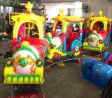 Горячий поезд следа игрушки машины игры оборудования занятности сбывания для спортивной площадки детей (T02)