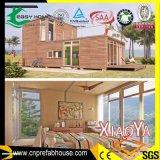 Maisons préfabriquées de conteneur de bâti en acier d'Eco-Type (XYJ-03)