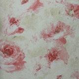 2016 романтичным цветочным водонепроницаемые обои для стен
