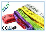Bride plate de Web de la couleur 2017 de polyester différent bon marché de capacité
