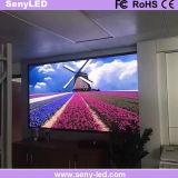 P3 DEL polychrome annonçant le mur pour l'affichage vidéo de HD
