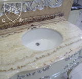 Cupc одобрило овальный керамический тазик мытья (SN022)