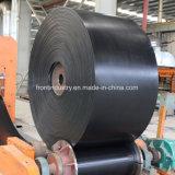 Bandes de conveyeur en caoutchouc plates de cordon en acier