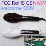 La magia de electrónica de cerámica plancha de cabello Comb
