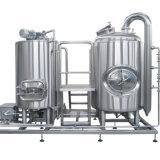3 баррель высокого качества для продажи пивоваренное оборудование под ключ