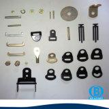 Ceinture de sécurité de sûreté de véhicule de 2 points et pièces simples de courroie